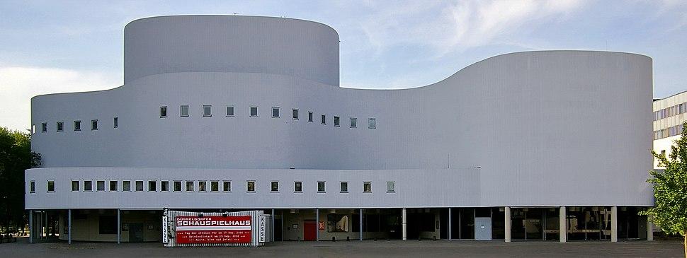 D%C3%BCsseldorfer Schauspielhaus