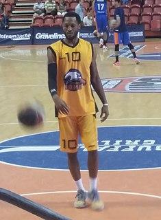Teddy Gipson American basketball player