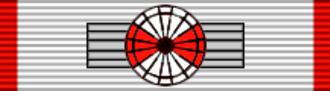 Edward Joseph Adams - Image: DNK Order of Danebrog Commander BAR
