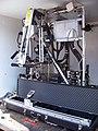 DOD vozovna Motol, dvoucestné vozidlo KIA, vnitřek (01).jpg