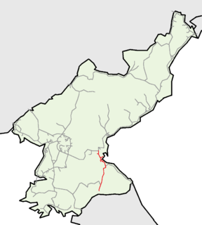 Kangwon Line