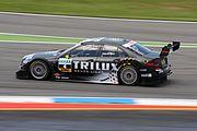 DTM Mercedes W204 Schumacher09 amk