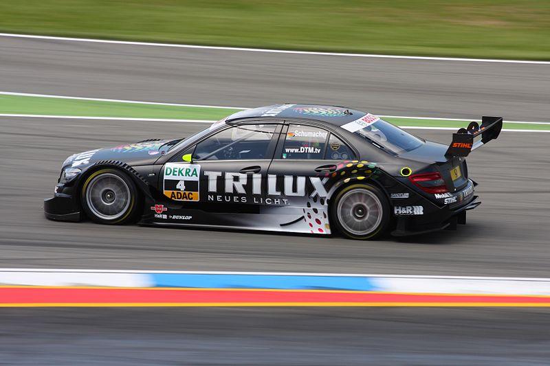 File:DTM Mercedes W204 Schumacher09 amk.jpg