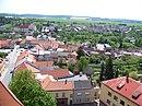 Dačice, výhled z věže, východ (04).jpg