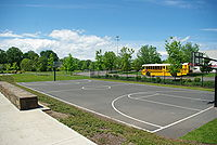Dairy Creek Park Hillsboro Oregon court.JPG