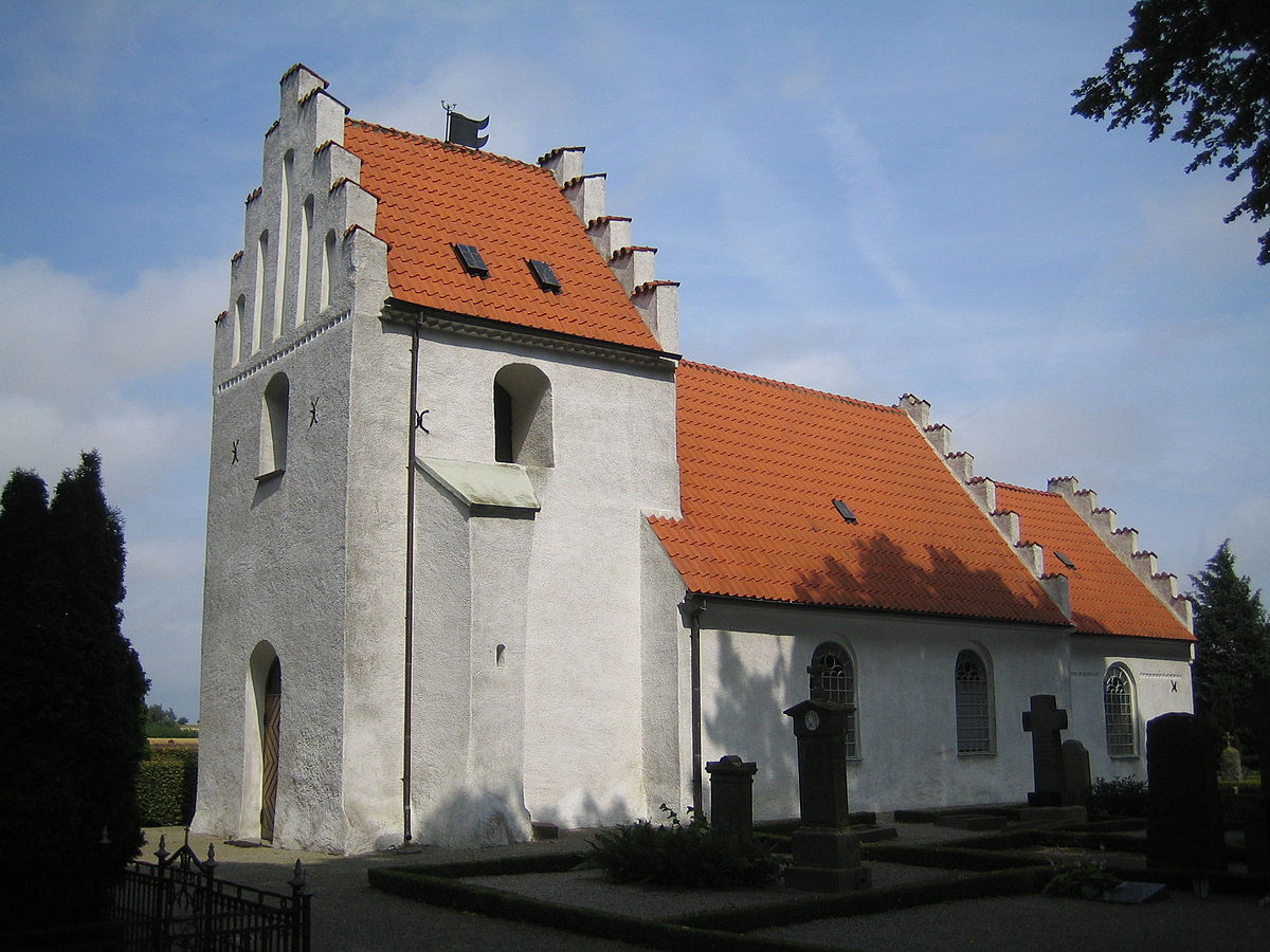 Dalkpinge Church - Wikipedia