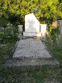 Dallos Sándor sírja.JPG