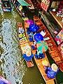 Damnoen Saduak Floating Market in Ratchaburi Province.jpg