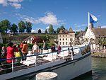Dampfschiff Stadt Rapperswil - Hafen Rapperswil 2013-05-19 - 17-14 (Xperia Z).jpeg