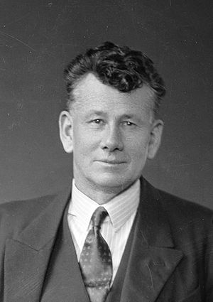 Dan Sullivan (New Zealand politician) - Dan Sullivan in 1941
