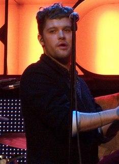 Daniel Merriweather Australian musician