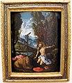 Daniel hopfer, san girolamo penitente nel deserto, 1533.JPG