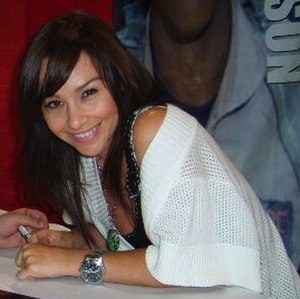Danielle Harris - Danielle Harris at the June 2008 Adventure Con.