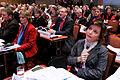 Danmarks nordiske samarbetsminister Karen Ellemann under en omrostning vid Nordiska Radets session i Reykjavik pa Island. 2010-11-03 (1).jpg