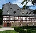 Das Weindorf besteht aus vier typischen Fachwerkhäusern und einer Hütte. In ihnen wird Wein aus den jeweiligen deutschen Weinbaugebieten serviert. - panoramio.jpg
