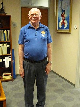 Dave Smith (archivist) - Smith in 2010