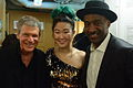 David Sanborn, Grace Kelly and Marcus Miller.JPG