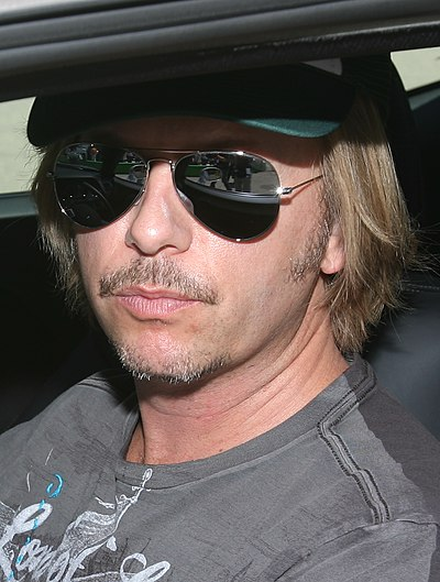 David Spade, American actor and stand-up comedian