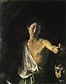 David with the Head of Goliath by Michelangelo Merisi da Caravaggio.jpg