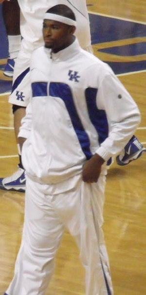 DeMarcus Cousins - Cousins with Kentucky in 2009.