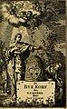De Bykorf des Gemoeds - Honing zaamelende uit allerley Bloemen (1711) (14722345486).jpg