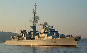 Tourville-class frigate - Destroyer De Grasse