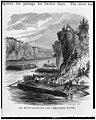 De Soto crossing the Tombigbee River - J.W. Orr, N.Y. LCCN91794414.jpg