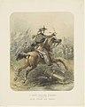 De prins van Oranje tijdens de Slag bij Waterloo (Th Schaepkens).jpg