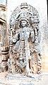 Decorated Dvarapala Hoysaleswara Temple Halebid (3).jpg