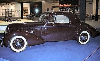 Delahaye 134 - Chapron bodied 1938 134N Berline