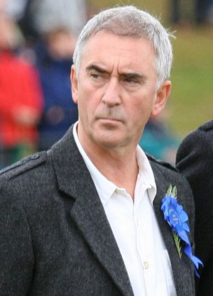 Denis Lawson - Denis Lawson at the 2006 Crieff Highland Games