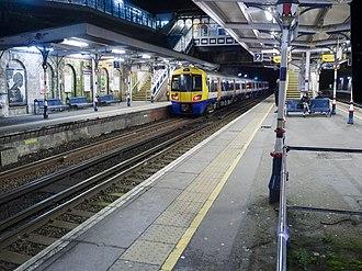 Denmark Hill railway station - Image: Denmark Hill station (12267375396)
