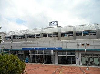Deokgye station - Deokgye