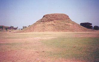 Deur Kothar - Stupa at Deorkothar