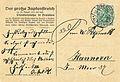 Der große Zapfenstreich am 29. August 1912 auf dem Theaterplatz in Dresden,Heinrich Christoph Röpenack.jpg
