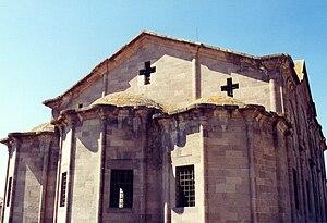 Nevşehir Province - Image: Derinkuyu Kirche