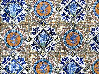 Deruta - Deruta, maiolica tiles