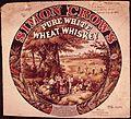 Design Patent for Simon Crow's Pure White Wheat Whiskey Label - NARA - 305884.jpg