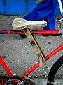 Detalle de una bicicleta - ¡Así ya podemos ir dos - panoramio.jpg
