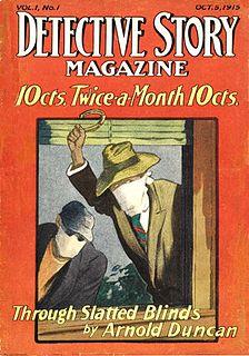 <i>Detective Story Magazine</i>