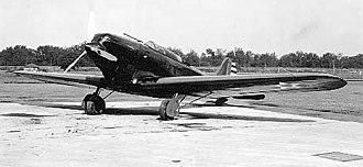 Lockheed YP-24 - Image: Detroit Lockheed YP 24 060906 F 1234P 012
