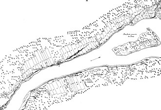 "Belle Isle Park (Michigan) - ""Pig Island"" in a French map of 1796"