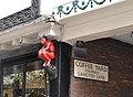 Devil at entrance to Coffee Lane - geograph.org.uk - 2567397.jpg