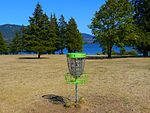 Dexter Lake in Lane County, Oregon (28527258583).jpg
