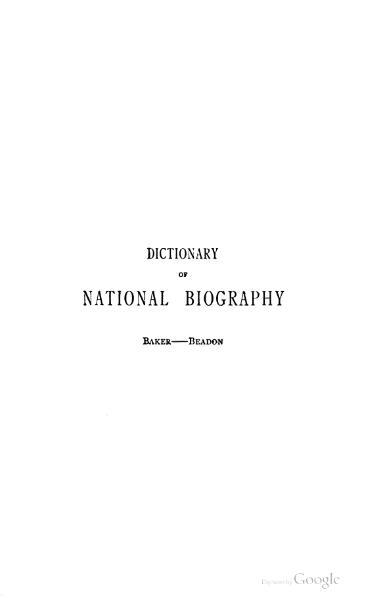 File:Dictionary of National Biography volume 03.djvu
