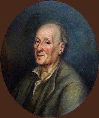 Didier Diderot - Didier Diderot (1685–1759), a painting by an unknown artist. Musée d'art et d'histoire de Langres