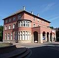 Die Musikschule war das repräsentative Verwaltungsgebäude der ehemaligen Zuckerfabrik. - panoramio.jpg