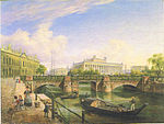 Die Schloßbrücke mit dem Zeughaus und dem Museum in Berlin-DE120.JPG