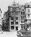 Die alte Mohren-Apotheke am Marktplatz in Cochem um 1905.jpg