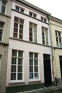 Diephuis met tuinpaviljoen 1780-1800 - Moerstraat 20 - Brugge - 29489.jpg